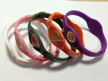 Clemson Tigers Power Force College Team Silicone Bracelets