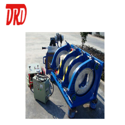 HDPE Pipe Joint Welding Machine PE plastic pipe butt welding machine price