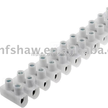 (High Quality) H, U, W, F type Terminal Block for lighting wire connection terminal strip