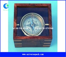 For Custom Compass Packing Wooden Box Wholesale Boxes Popular