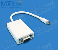 20CM Mini Displayport 1.3 Cable Mini Displayport To VGA Adapter Cable Shenzhen