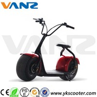 Cheapest novelty popular electric vehicle two wheel scooter with hoverboard seat