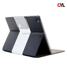 New material cover for ipad/ Leather case for ipad air/ Leather flip case for ipad air