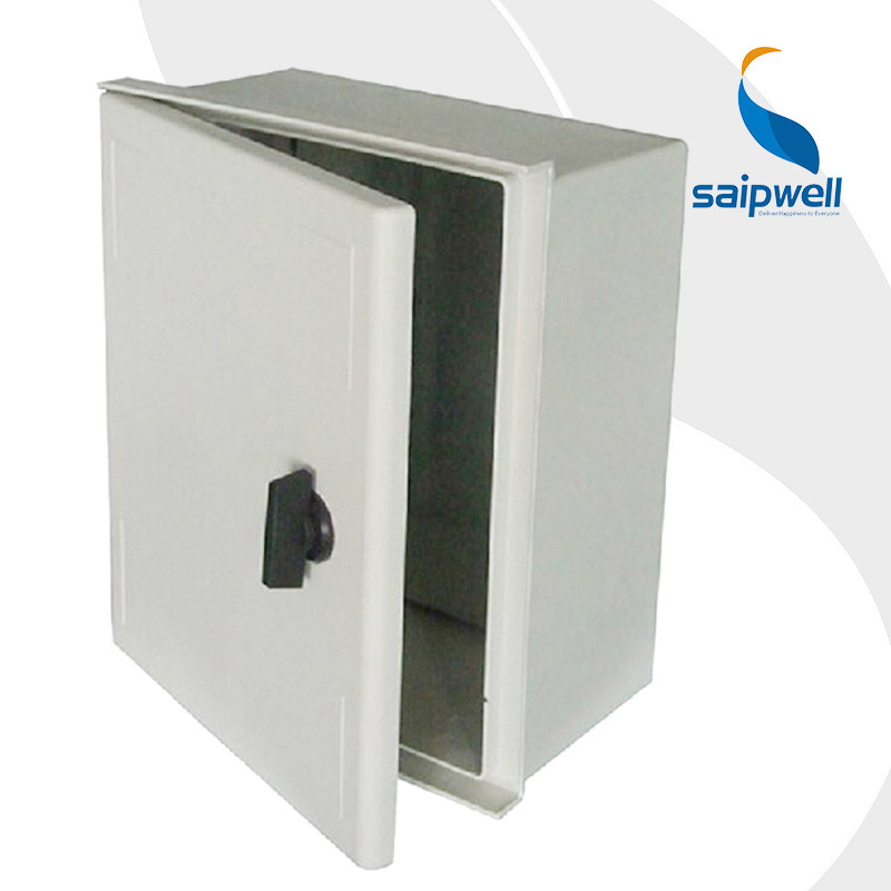 300*250*140mm Industrial IK08 SMC/Fiberglass Electrical Cabinet Meter Enclosure