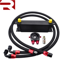 Universal Tuning Engine 15 Row Transmission Oil Cooler
