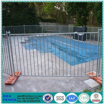 Removable Temporary Safety Swimming Pool Fence Buy Swimming Pool Fence Temporary Pool Fence