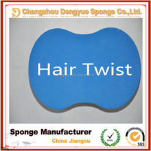 Round Sponge Hair Curler For Hair Twist