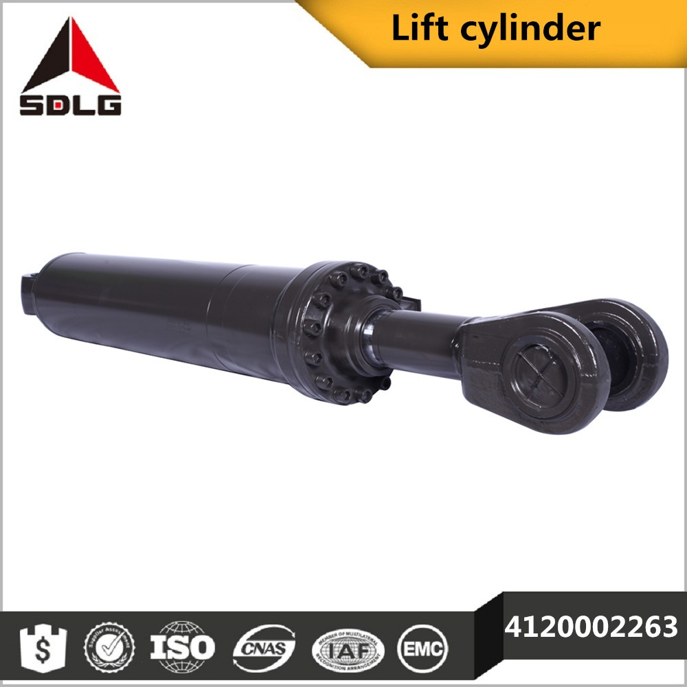SDLG wheel loader spare parts lift cylinder 4120002263 for LG956L/LG958L/LG959L/LG956F