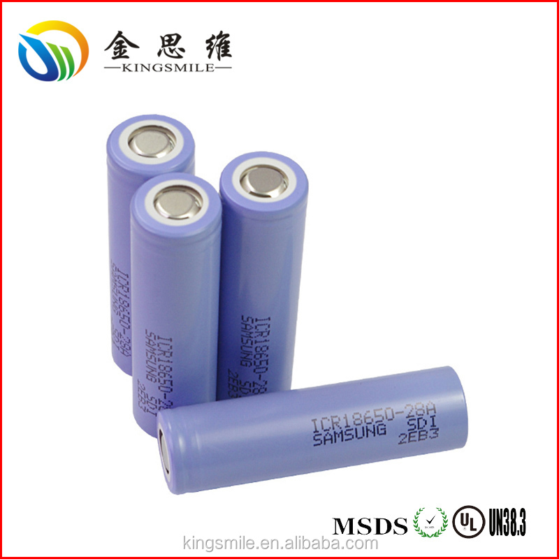 Samsung li ion rechargeable 2800mah battery UPS electric bike bicycle car scooter motorcycle battery first power tools batteries