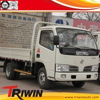 102hp chinese cheap 4x2 DFA1031S35D6 1.8 ton 2 ton light mini cargo truck