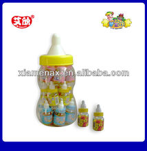 plastic milk baby bottle candy