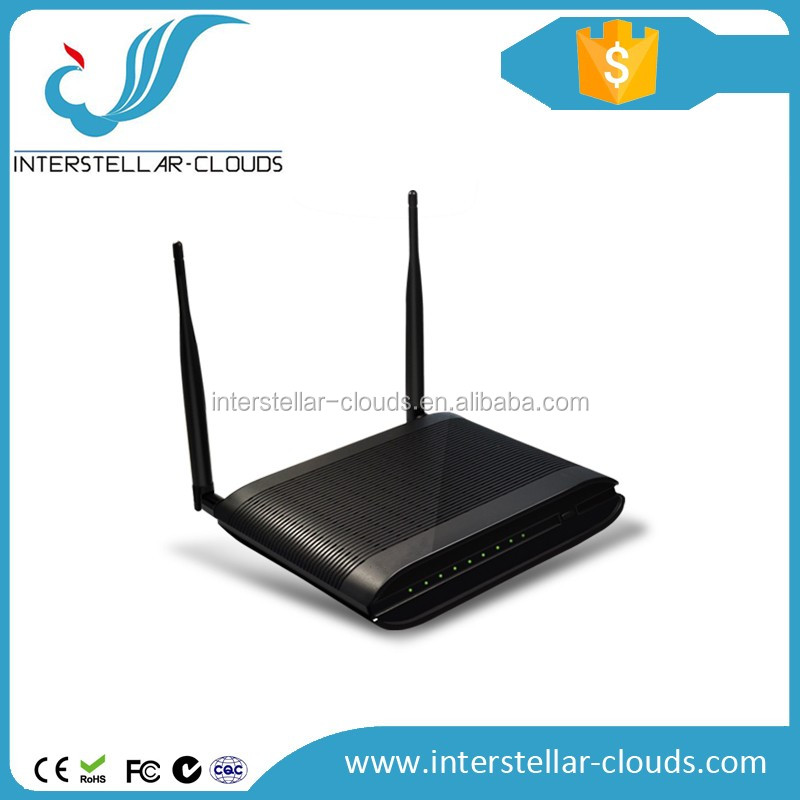 Wireless 300M modem router adsl wifi/adsl router