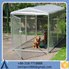 Foldable easily cleaned new design large steel practical well-suited outdoor pet house/dog kennels