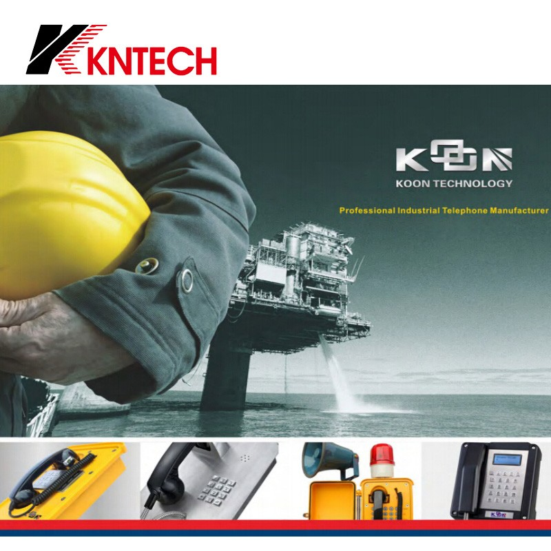 industrial telephone from kntech emergency telephones
