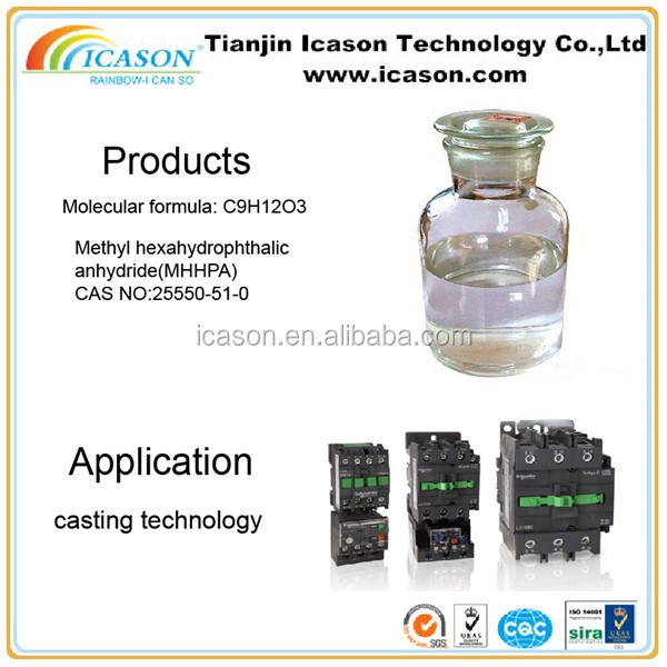 molecular formula c9h12o3 mhhpa as curing agent using on casting technology cas no.25550-51-0