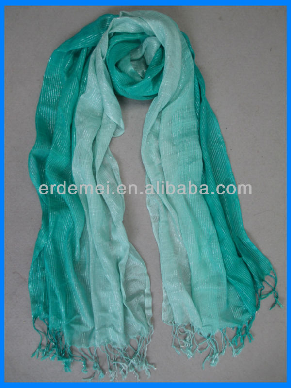 Spring/autumn lady bohemian scarf supplier