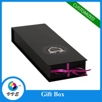 Elegant Design Personalized package box for Hair Extension Packaging Box