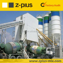 Oman Ready Mixed Concrete Batching Plant HZS90 Load Cell for Additive Scale