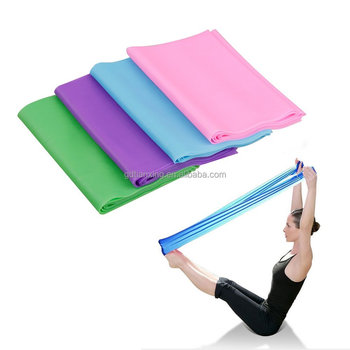 Pilates band Pull-up band Elastic Yoga band