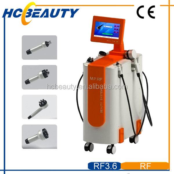 Best rf skin tightening face lifting machine radio frecuencia