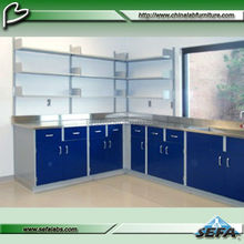 Laboratory Furniture in China Lab STEEL Work Benches