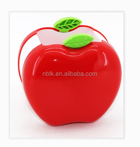 Good Quality Plastic Apple Food Container