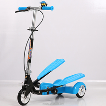 pedal three wheel scooter for child