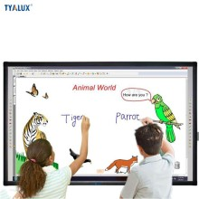 84 inch Touch Screen cheap infrared interactive whiteboard