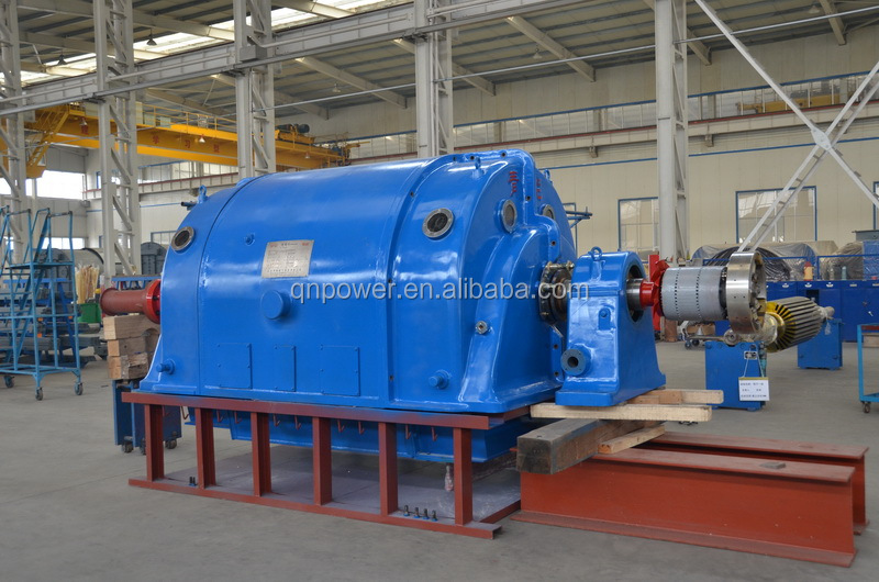 Static SCR Excitation Generator