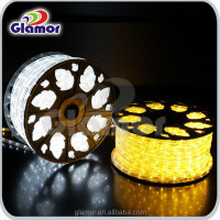 Outdoor IP54 round LED rope light