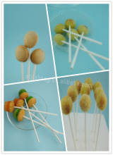 Food grade cakepop sticks new paper bread sticks