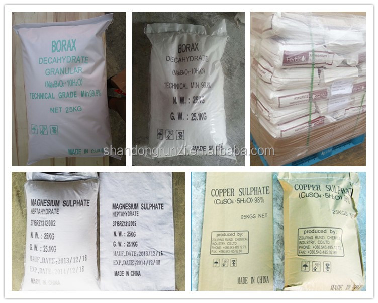 Price Inorganic Salts Boron Fertilizer Granular Borax
