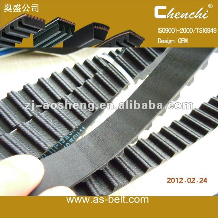 OEM auto spare part CR,EPDM,HNBR timing belt(352LA075) speed belt/high quality rubber v belt fan belt
