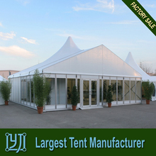 Long Life Luxury Semi Permanent Tents for Sale in Guangzhou Supplier