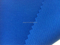 100% Polyester Microfiber dry fit knit mes fabric for sports wear