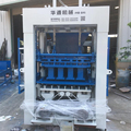 New Technology High Competitive automatic fly ash brick making machine QT8-15
