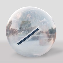 Huayu transparent inflatable walking ball water walking ball inflatable zorb ball for sale
