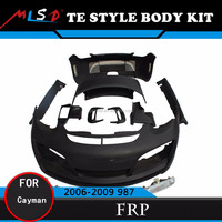 Auto Spare Parts FRP Style Body Kit for Porsche Cayman 987 06-09