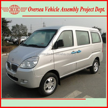 Euro IV Standard 8 Seats Gasoline Engine A/C Cable Test Van