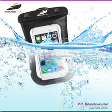 [Somostel] HD picture under water 10M waterproof phone case, Promotional PVC Waterproof Bag