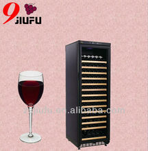 168-bottle inner linght and zanussi compressor of wine cooler van gogh o