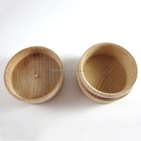 Hand Made japanese paulownia wood boxes