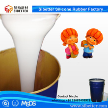 RTV Liquid Silicone Rubber for Poly Resin Crafts