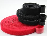 Self-adhesive Hook & Loop Tape/One-wrap back to back Hook & Loop Tape