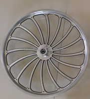 Strong quality aluminium alloy magnesium alloy die casting bike wheel