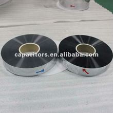 rough polypropylene film for oil impregnation capacitor