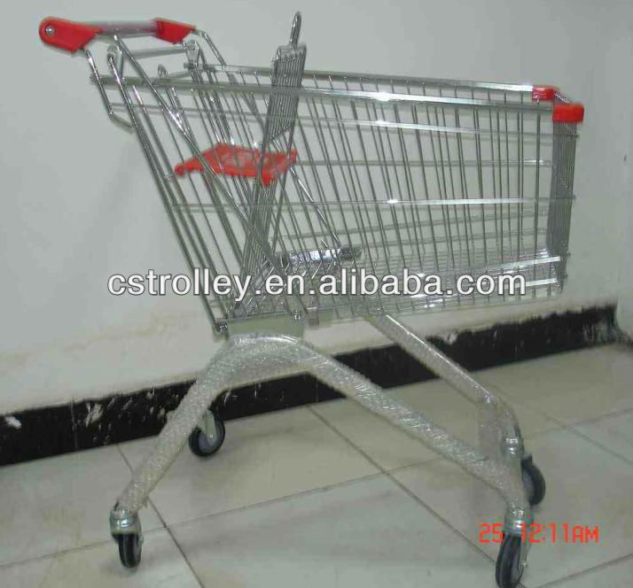 100 l Shopping Trolley