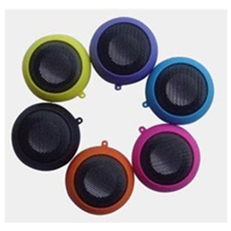 Fashionable Desgin Mini Music Mobile Phone Speaker, Promotion Portable Speaker with 3.5mm plug