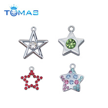 New design fashion necklace pendants charms