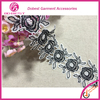 Fancy Embroidery Designs Trimmings New Style Wedding Cotton Lace Trim Embroidery